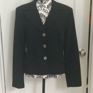 NWOT.  Ladies button front blazer.